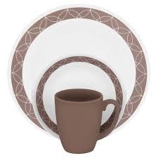 dinnerware sets 64 piece. dinnerware set - sand sketch sets 64 piece