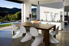 modern house interior dining room. Wonderful House Modern Dining Room Design And Decor Ideas Intended House Interior Dining Room