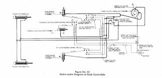 hydro lectric system wiring diagram for 1946 47 buick convertible hydro lectric system wiring for 1946 47 buick convertible