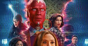 When wanda first walks into agatha harkness' basement looking for billy and tommy, a decoration depicting a horned figure can be seen marvel studios' wandavision. Wandavision Did Marvel Sneak Mephisto Into Latest Poster