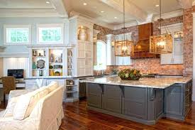 kitchen brick ideas for extraordinary veneer home pictures house of backsplash
