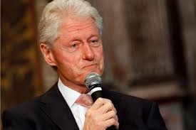 bill clinton considered speeches in congo time