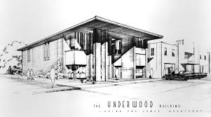 modern architecture drawing. Perfect Architecture Mid Century Modern Architecture In Northwest Arkansas In Drawing