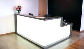 Front Office Designs Unique Front Desk Reception Office Furniture Interview Questions Salon