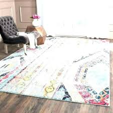 bright area rugs colorful for living room green rug multi colored