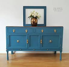 cws pelaw antique. Wonderful Antique Sideboard  Buffet 1940u0027s  Hand Painted CWS Cabinet Factory Pelaw On Tyne Throughout Cws Antique N