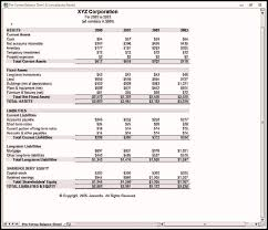 Pro Forma Calculator Pro Forma Balance Sheet Template Example Sample For A Startup