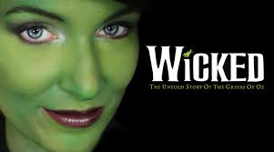 watch transforming into elphaba the wicked witch of the west