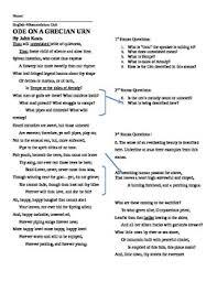 ode on a grecian urn essay ode grecian urn essay questions
