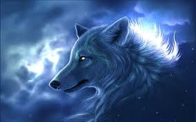 wolf wallpaper hd. Exellent Wolf Fantasy Wolf Wallpaper HD With Hd