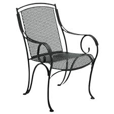 wrought iron outdoor chair cushions 2 patio club chairs