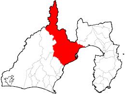 「静岡市の地図 色分け」の画像検索結果