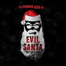 <b>Evil Santa</b> Spiced Milk Stout - The Virginia Beer Company - Untappd