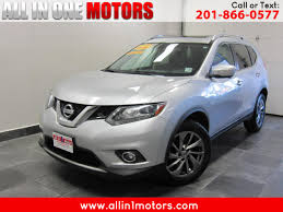 used 2016 nissan rogue in north bergen nj 07047 all in one motors