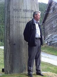 Knut Hamsun (Markens grøde)