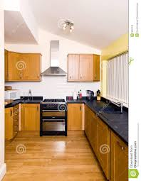 Fitted Kitchen Small Fitted Kitchen Royalty Free Stock Images Image 3091019