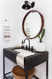 Mirror Designs For Bathrooms 25 Best Ideas About Round Bathroom Mirror On Pinterest Minimal