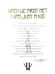 Kobe Bryant Retirement Letter Was Given Out To Fans At The November