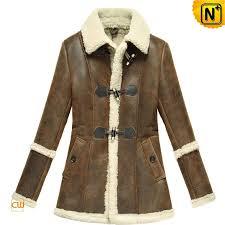 women sheepskin jacket cw614022 cwmalls com