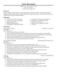 Manufacturing Resume Samples Sample Manufacturing Manager Resume ...