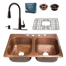 How To Care For Copper SinksHow To Care For A Copper Kitchen Sink