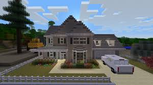 Small Picture Epic Minecraft house done in the style of a treehouse Description