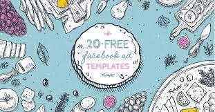 Ad Templates 20 Free Facebook Ad Templates Crello Blog