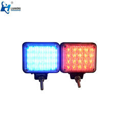 China Motorcycle Warning Strobe Lights For Police Department