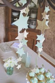 Decorative Stars For Parties 62 Best Images About Stars And Moon Baby Shower On Pinterest