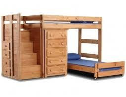 L shaped bed plans