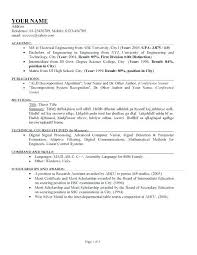 Great Resume Sample Mesmerizing What Is In A Good Resume Great Resume Examples Good Sample R