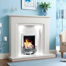 be modern marble fireplace suite led lights for mantel strip inside led lights over fireplace