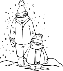 Small Picture Familly frozen Winter Coloring Pages coloring pages for kids