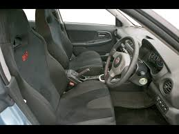 2004 Subaru Impreza WRX STi WR1 - Interior - 1024x768 Wallpaper