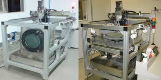 Mirror Grinding Machine Design Homemade Telescope Lens Grinding Machine Optomechanical Design
