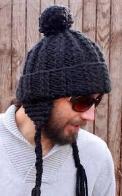 Mens Beanie Knitting Pattern Simple Free Men's Hat Knitting Pattern Knitting Ideas Pinterest