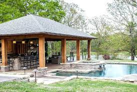house plans with outdoor living areas outdoor pool and fireplace designs swimming pools outdoor living spaces