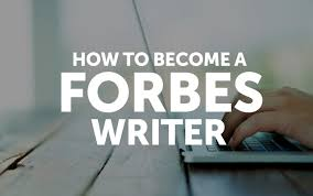 how to become a forbes writer