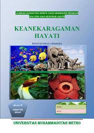 Download rpp kurikulum 2013 sma keanekaragaman hayati. Lks Problem Solving Dan Berpikir Kritis Pada Materi Keanekaragaman Ha