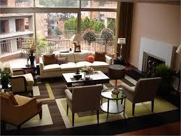 green and chocolate living room geometric rug contemporary living room on brown living rooms room