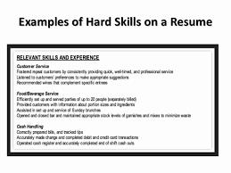 Hard Skills For Resume Awesome Hard Skills Vs Soft Skills On Resume Professional User Manual EBooks