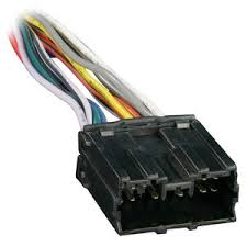 best stereo wiring harness for mitsubishi cars, trucks & suvs 2000 mitsubishi eclipse engine wiring harness at Mitsubishi Wiring Harness