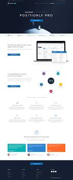 Clean Website Design Inspiration Clean Website Design With Great Use Of White Space Web