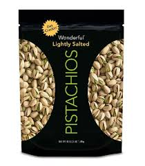 Wonderful Pistachios Roasted Lightly Salted 16 Oz Details About Wonderful Pistachios Roasted Lightly Salted 48 Oz Free Shipping