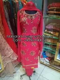Best Designer Suits In Chandigarh Mdb 11027 Salwar Suit Boutique In Chandigarh