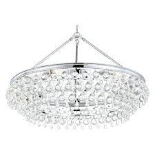 crystal teardrop chandelier waterfall for af lighting elements mini