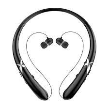 <b>Bluetooth Headphones</b> Retractable Earphones <b>Neckband</b> Sport ...