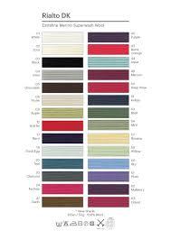 Image Result For Debbie Bliss Rialto Dk Colour Chart