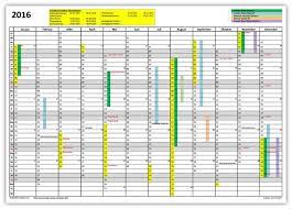 Excel Kalender Amv Jahreskalender 2016 Alle Meine Vorlagen De