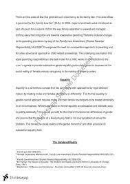 family law essay law family law thinkswap family law essay